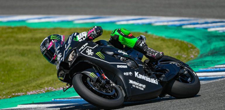 Entrenamientos privados de equipos WorldSBK en el Circuito de Jerez-Ángel Nieto