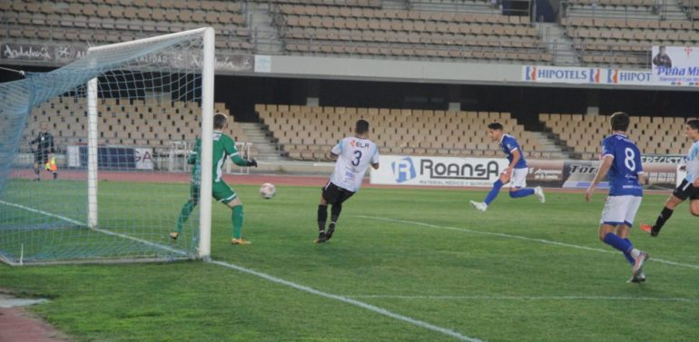 Xerez DFC 2-0 UB Lebrijana: La doble JA bate un récord histórico en Chapín