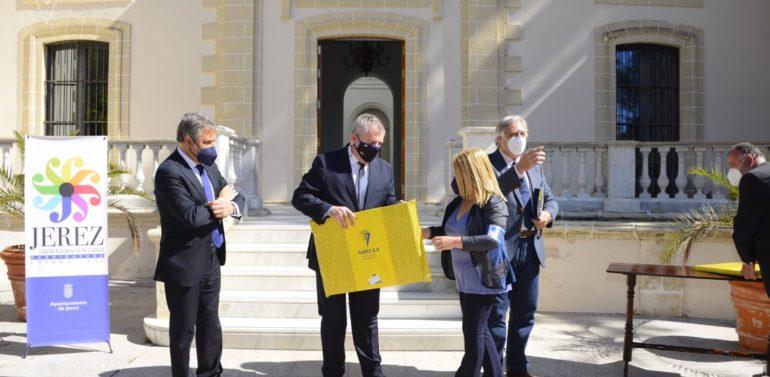 La alcaldesa de Jerez da su apoyo al Cádiz CF
