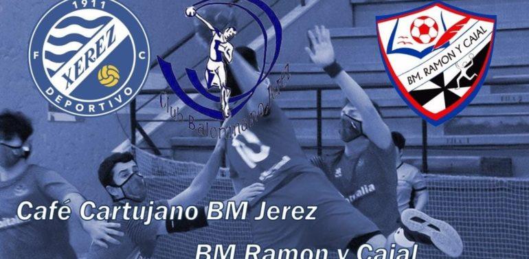 El Balonmano Jerez vuelve este sábado al Ruiz Mateos (12:30)