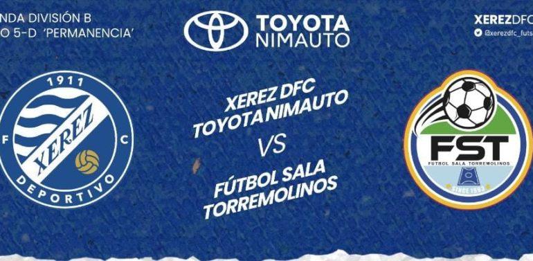 El Xerez Toyota Nimauto recibe al Torremolinos este sábado en el Ruiz Mateos (19:30)