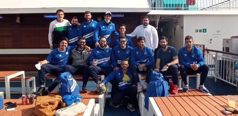 Victoria del Balonmano Jerez en Ceuta: 19-20