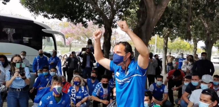 El xerecismo, con el Xerez Deportivo FC