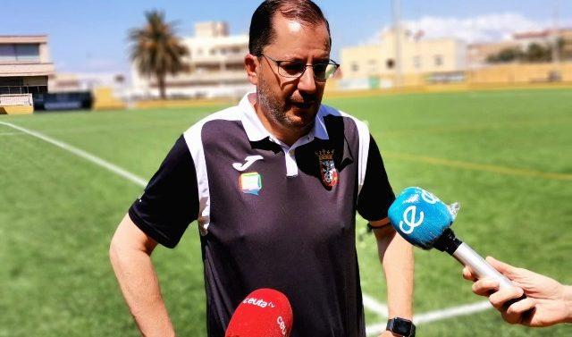 José Juan Romero se marcha de la AD Ceuta