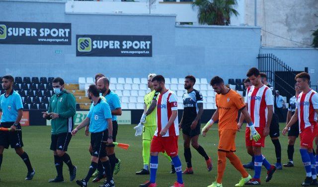 La AD Ceuta podría jugar los playoff en el Nuevo Mirador de Algeciras