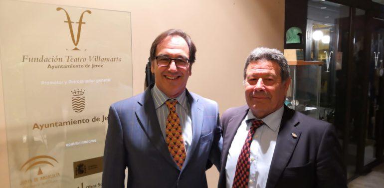 Manuel Mestre, reelegido como presidente de Jerez Natación Master