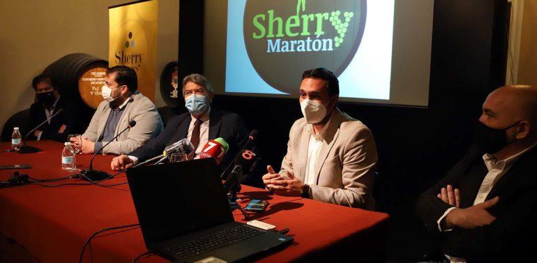 Jerez acogerá este domingo la IV edición de la 'Sherry Maratón' con participantes de doce países