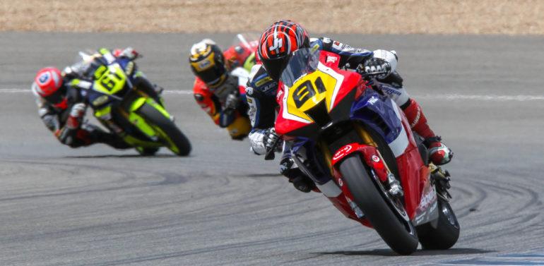 Segunda y última jornada del Nacional de Superbike en la que Jordi Torres, Borja Gómez, Beñat Fernandez, Carter Brown y Meikon Kawakami lograron las victorias