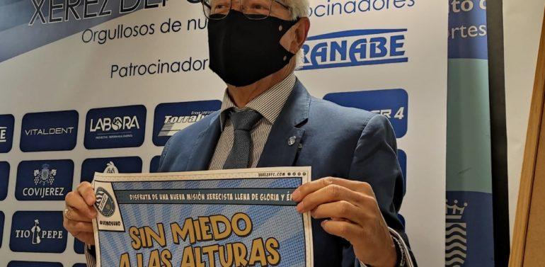 El Xerez DFC solicita a la Junta de Andalucía una ampliación del aforo en Chapín