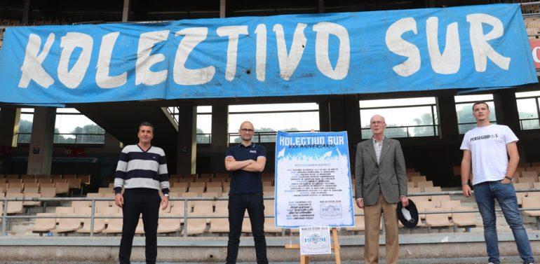 El Kolectivo Sur (Xerez DFC) presenta los actos de su 30 aniversario