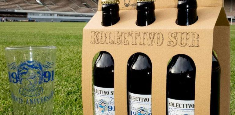 El Kolectivo Sur (Xerez) presenta su cerveza personalizada con motivo de su 30 aniversario
