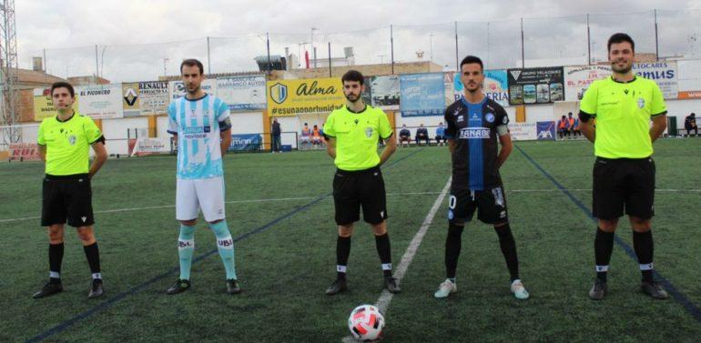 Polémica con el árbitro del Xerez DFC vs Salerm Puente Genil