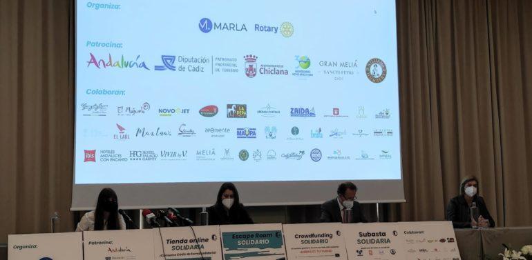 Presentada la Equality Golf Cup en Chiclana (Vídeo)