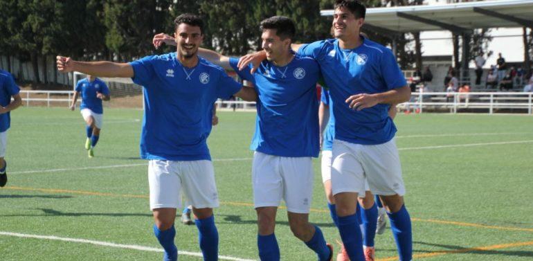 El Xerez B vence en Guadiaro (0-2)