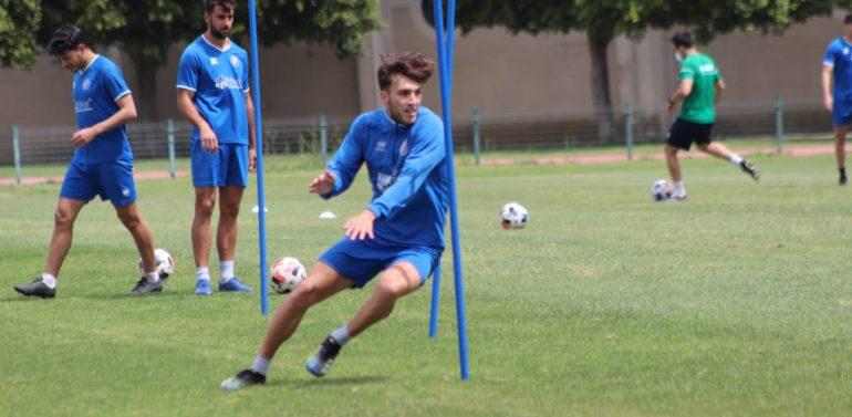 El Xerez DFC vuelve a los entrenamientos con 18 jugadores