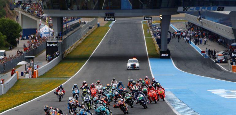 Jerez se asegura tres Grandes Premios del Mundial del Motociclismo hasta 2025