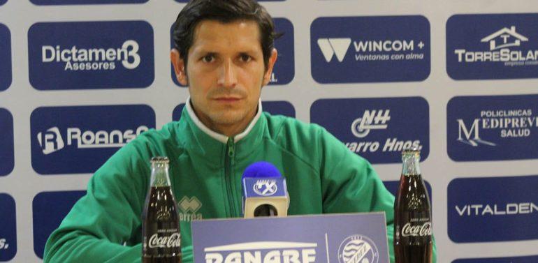 Pablo Sánchez, segundo entrenador del Xerez DFC, comparecerá ante los medios a las 10:45