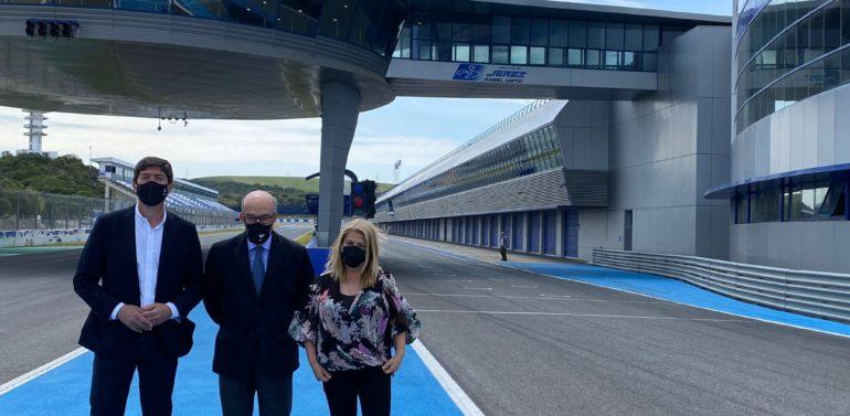 Presentado el Gran Premio de España 2021 en Jerez sin público