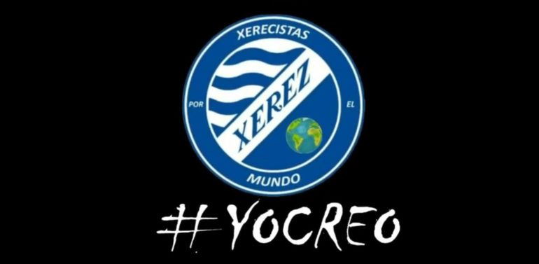 """""""Yo creo"""", el emotivo vídeo de """"Xerecistas por el Mundo"""" para apoyar al Xerez DFC"""