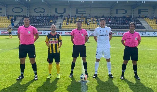 El San Roque de Lepe gana su primer partido en la fase de ascenso y la AD Ceuta dice adiós a los cuatro primeros puestos (2-0)