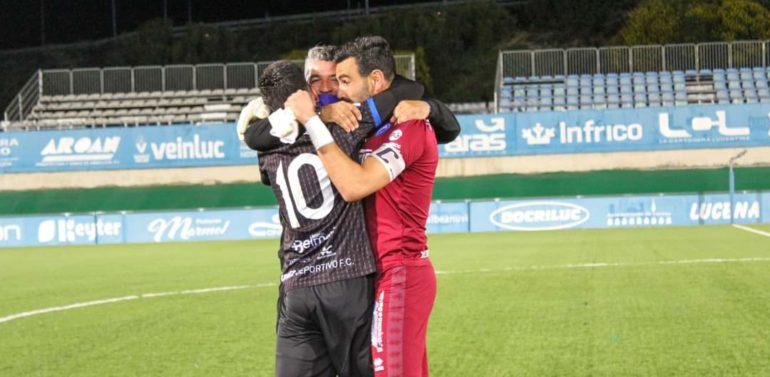 """El """"objetivo 48 puntos"""" para el Xerez DFC a dos victorias"""