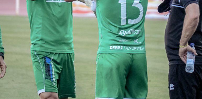 El Xerez DFC sigue apostando por la cantera y sube a César al primer equipo
