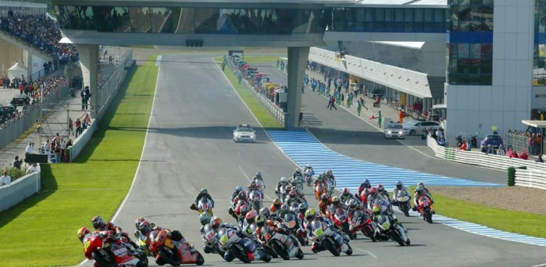 El Gran Premio de Motociclismo de Jerez, sin público