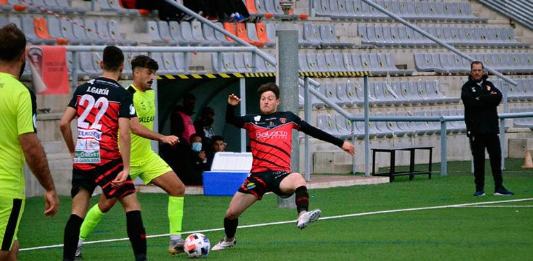 José Juan Romero, técnico del Ceuta, pide cordura y espera no jugar su partido frente al Ciudad de Lucena