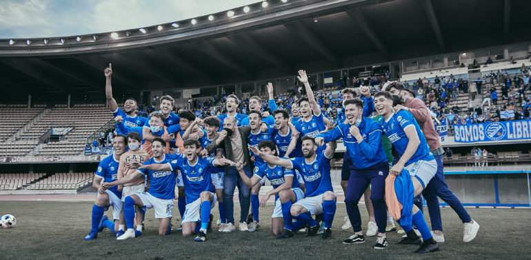 El Xerez Deportivo FC, a un paso de la gloria, podría ascender el miércoles