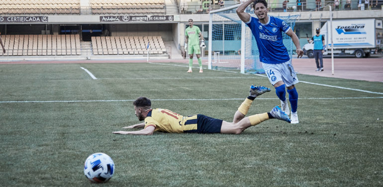 San Roque de Lepe vs Xerez DFC: 'The Last Dance' en Tercera