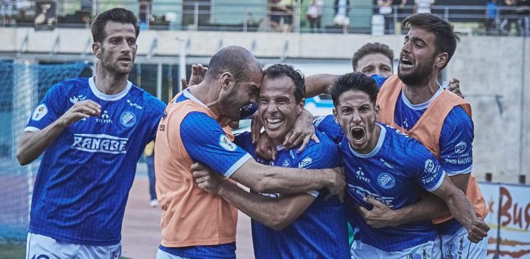 Las mejores fotografías del empate entre Xerez DFC y San Roque de Lepe por Iván del Préstamo