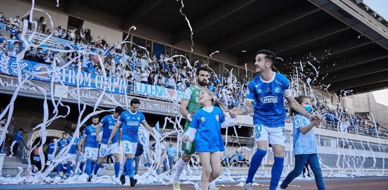 El Xerez Deportivo FC suma cinco victorias consecutivas por primera vez en su historia en Tercera División