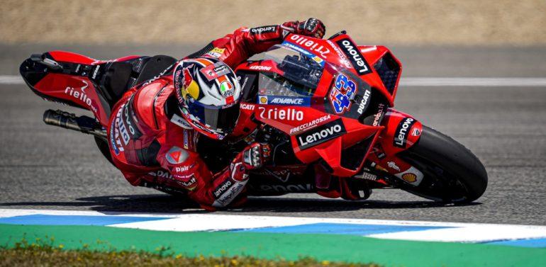 Miller se lleva el Gran Premio de España en Jerez tras la debacle de Quartararo que coloca a Bagnaia líder del Mundial