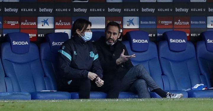 Dani Pendín y Vicente Moreno ascienden con el Espanyol a Primera División
