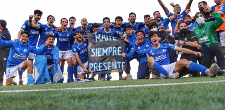 Varios equipos de la fase de ascenso, Andalucía y ex jugadores azulinos felicitan públicamente al Xerez DFC por su ascenso a Segunda RFEF