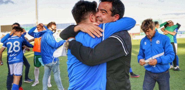 El Ayuntamiento de Jerez y la RFAF felicitan públicamente al Xerez DFC por su ascenso