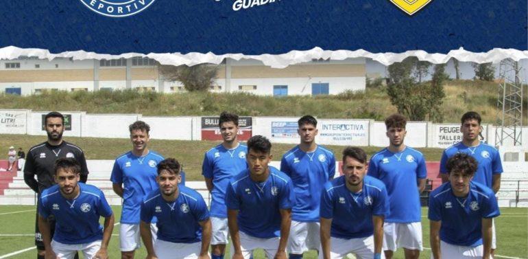 El Xerez B disputará su último partido en La Granja este domingo