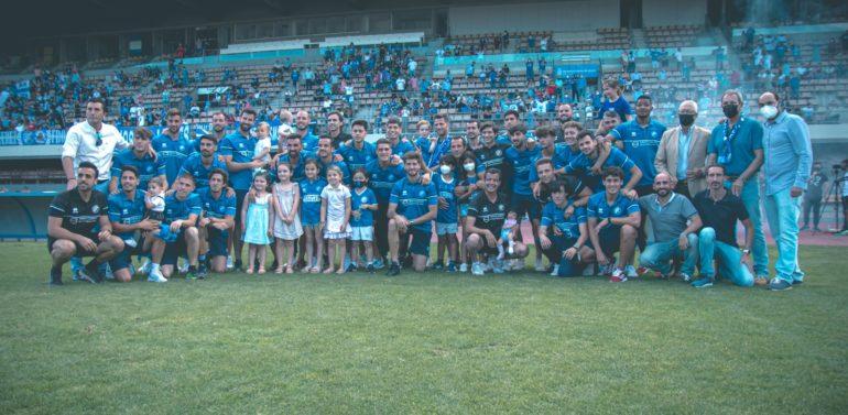 El Xerez Deportivo FC celebró a lo grande en Chapín su ascenso a Segunda RFEF