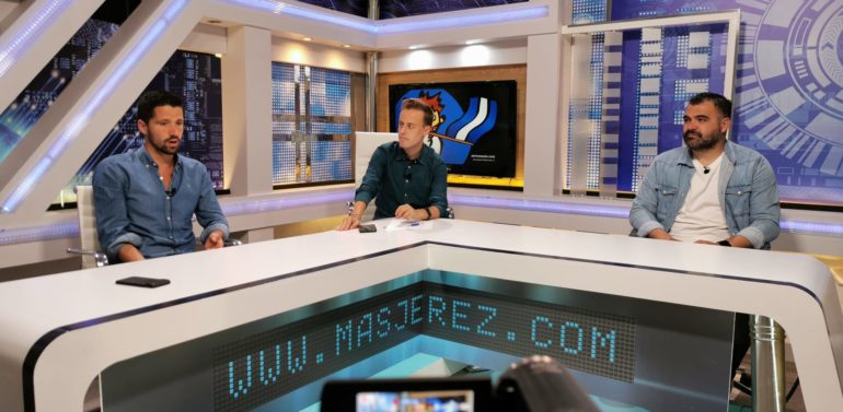 """Vigésimo noveno programa de """"Tu Grada"""" con dos emblemas del Xerez DFC"""