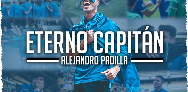 El Xerez Deportivo FC homenajea a Padilla en redes