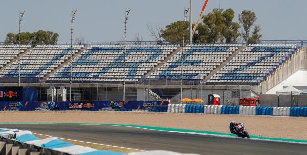 Fallece un piloto aficionado en el Circuito de Jerez