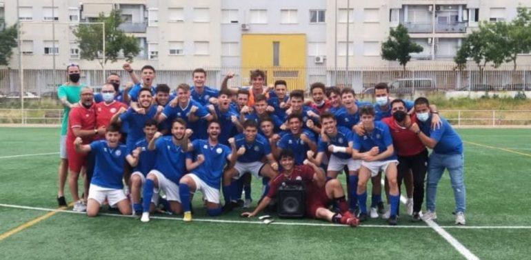 El Juvenil A del Xerez DFC logra la permanencia en Liga Nacional