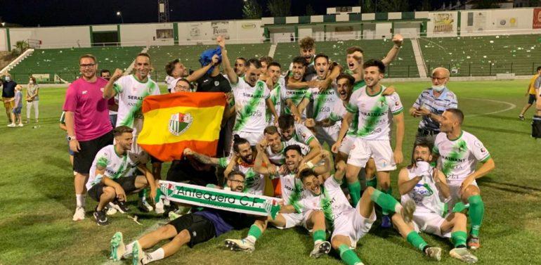 AD Ceuta y Antequera CF acompañarán al Xerez DFC en Segunda RFEF