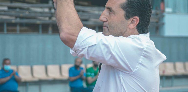 Edu Villegas se marcha del Xerez Deportivo FC