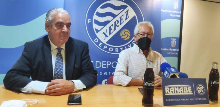 """Ignacio de la Calle, nuevo presidente del Xerez DFC, intentará convencer a Edu Villegas para que se quede: """"Encaja en este equipo y tiene contrato con este equipo"""""""