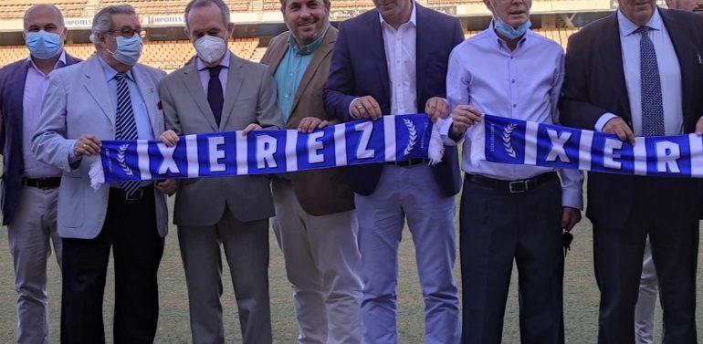 Ignacio de la Calle y su Junta Directiva toman los primeros acuerdos en el Xerez DFC