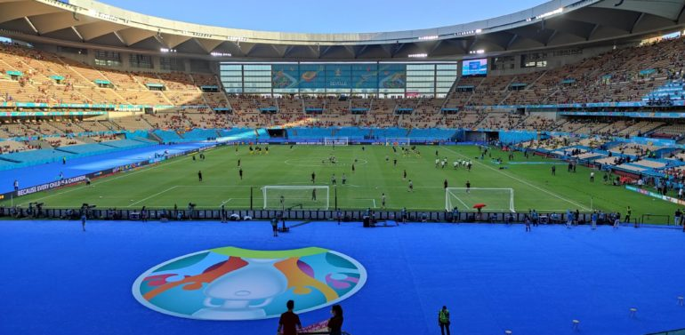 La Eurocopa va a generar un retorno económico en Andalucía de unos 215 millones de euros