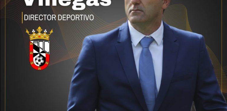 Edu Villegas, nuevo Director Deportivo de la AD Ceuta