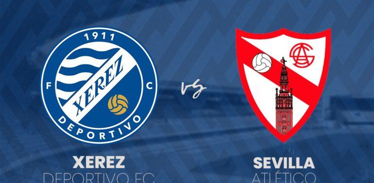 El Xerez DFC recibirá al Sevilla Atlético en Chapín el próximo 6 de agosto