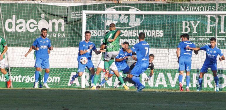 Atlético Sanluqueño 0-1 Xerez DFC: Un bloque sólido asalta El Palmar